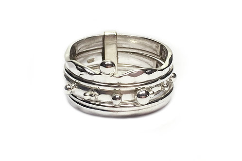 Stacker Ring Silver
