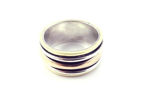 Copper Spinner Ring