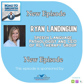 Ryan Landinguin - Speech Language Pathologist and CEO of RL Therapy Group