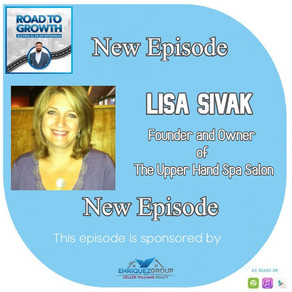 Lisa Sivak - Founder and Owner of The Upper Hand Spa Salon