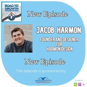 Jacob Harmon - Founder and Designer for Harmon Design