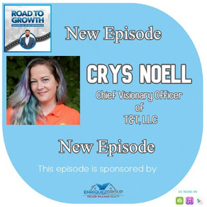 Crys Noell - Chief Visionary Officer of T&T, LLC