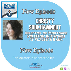 Christy Soukhamneut - Director of Mortgage Strategic Initiatives at Flagstar Bank