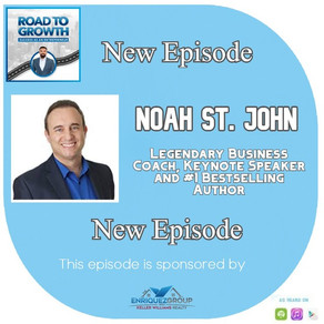 Noah St. John - Legendary Business Coach, Keynote Speaker and #1 Bestselling Author