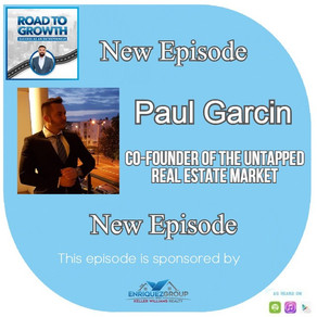Paul Garcin - Co-founder of The Untapped Real Estate Market