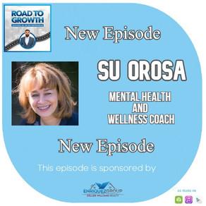 Su Orosa - Mental Health and Wellness Coach