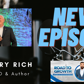 Terry Rich - CEO & Author (The $80 Billion Gamble & Dare to Dream, Dare to Act)