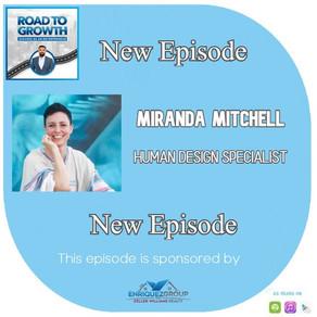 Miranda Mitchell - Human Design Specialist - Mindset Coach