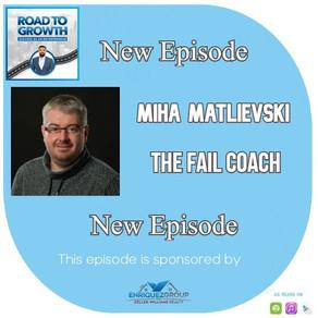 Miha Matlievski - The Fail Coach