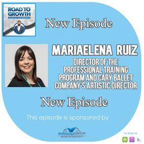 Mariaelena Ruiz - Cary Ballet Company's Artistic Director