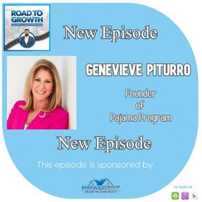 Genevieve Piturro - Founder of Pajama Program