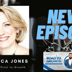 Jessica Jones - Host of Pivot to Growth