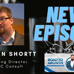 Stephen Shortt - Managing Director of ETC Consult #podcast #Growth #Mindset