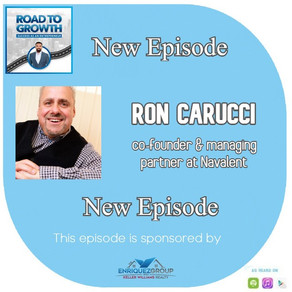 Ron Carucci - Co-Founder and Managing Partner at Navalent
