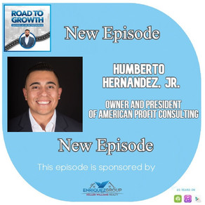Humberto Hernandez, Jr. Owner and President of American Profit Consulting