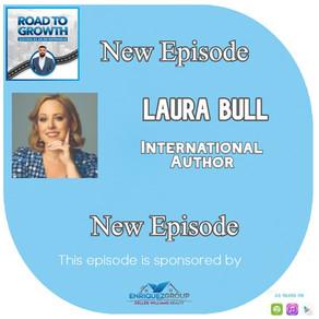 Laura Bull - International Author