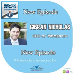 Gibran Nicholas - CEO of Momentifi