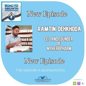 Ramtin Dehkhoda - CEO and Founder of MyHerbPharm