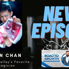 Dan Chan - Silicon Valley's Favorite Magician #VirtualMagic #Virtual