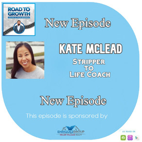 Kate Mclead - Stripper to Life Coach