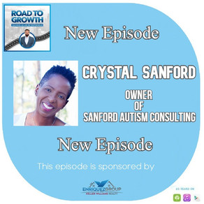 Crystal Sanford - Owner of Sanford Autism Consulting