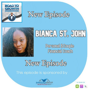 Bianca St. John - Personal and Couple Financial Coach