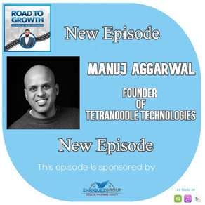 Manuj Aggarwal - Founder of TetraNoodle Technologies