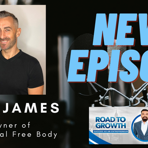 Tim James - Owner of  Chemical Free Body #podcast #Healthy