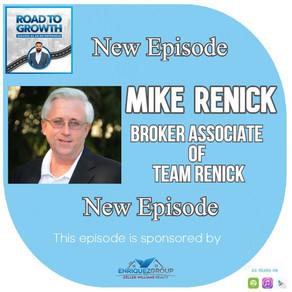 Mike Renick - Broker Associate of Team Renick