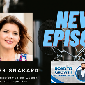 Spencer Snakard - Executive Transformation Coach, Trainer, and Speaker
