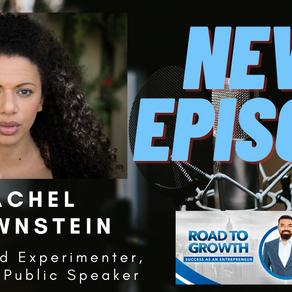 Rachel Brownstein - Vegan Food Experimenter, Sexpert , & Public Speaker