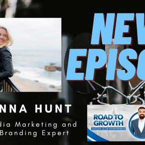 Johanna Hunt - Social Media Marketing and Personal Branding Expert  #podcast #SanDiego