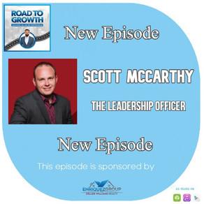 Scott McCarthy - The Leadership Officer