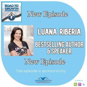 Luana Riberia - Bestselling Author & Speaker