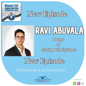 Ravi Abuvala - Owner of Scaling with Systems