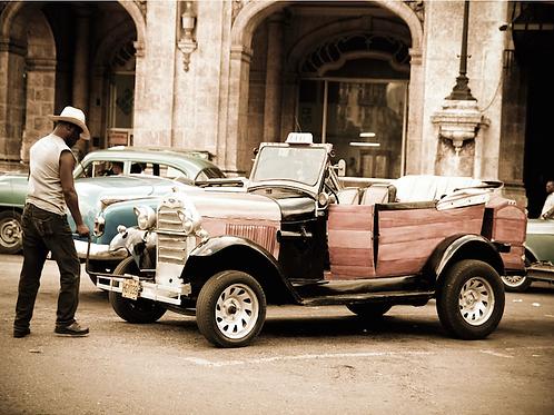 Havana, full glas