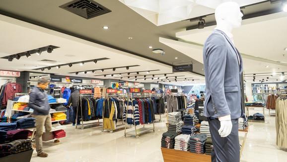 Reliance Trends Dehradun Retail Showroom Interiors