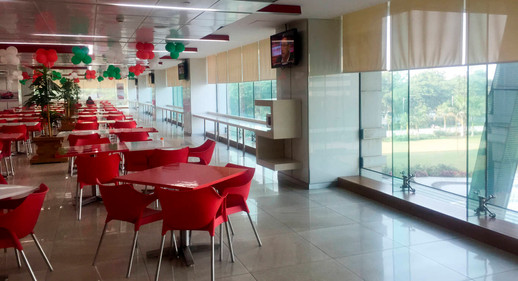 Motherson Corporate Office Noida - Interiors done by Genesis Infra