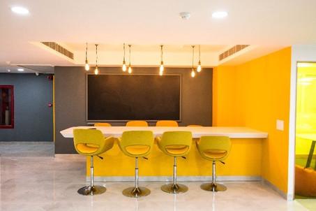 Techjockey Delhi: Office Interiors