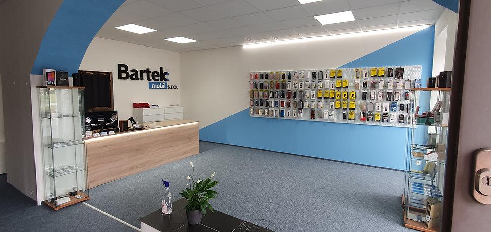 Prodejna Bartek mobil