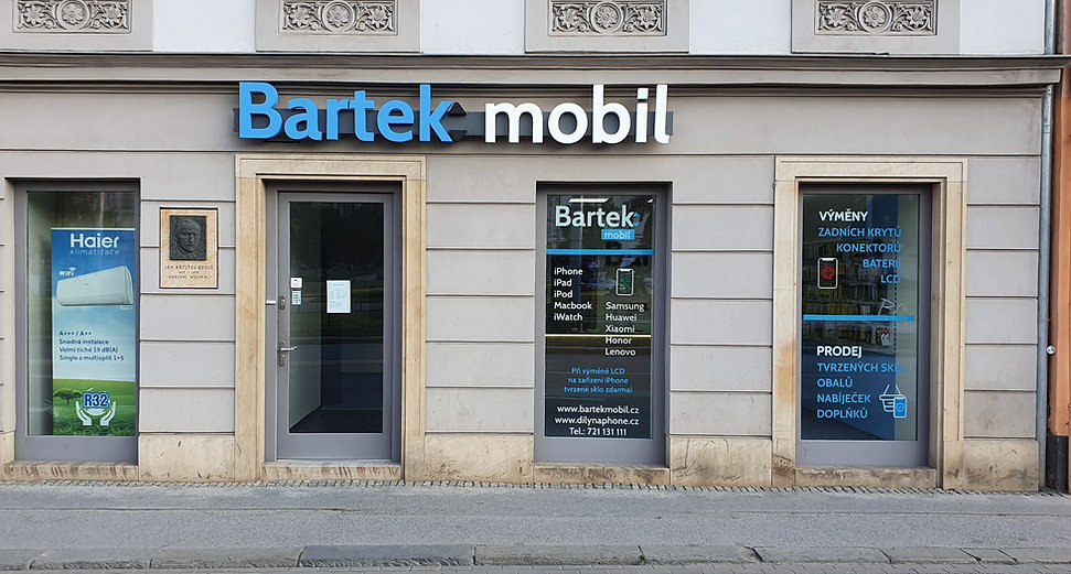 Servis Bartek mobil