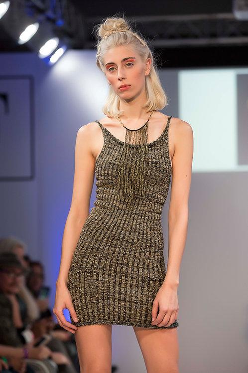 Low Back Body-Con Dress