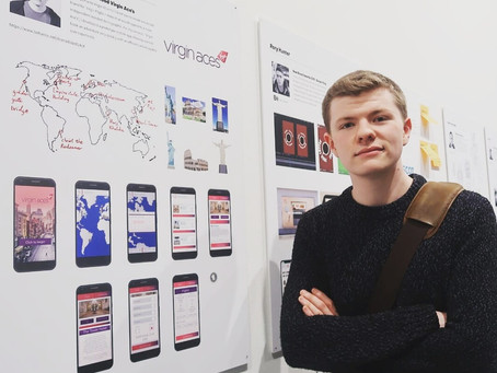 Designer Dean joins the team