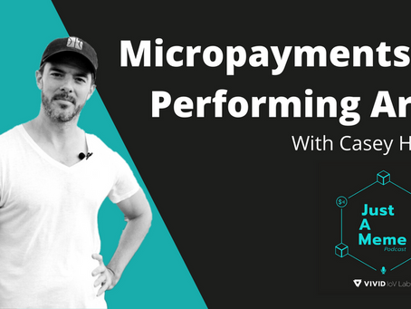 JAM session 2: micropayments and performing arts