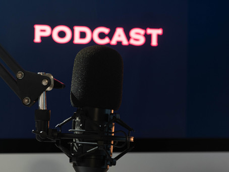 Be a guest on our podcast!