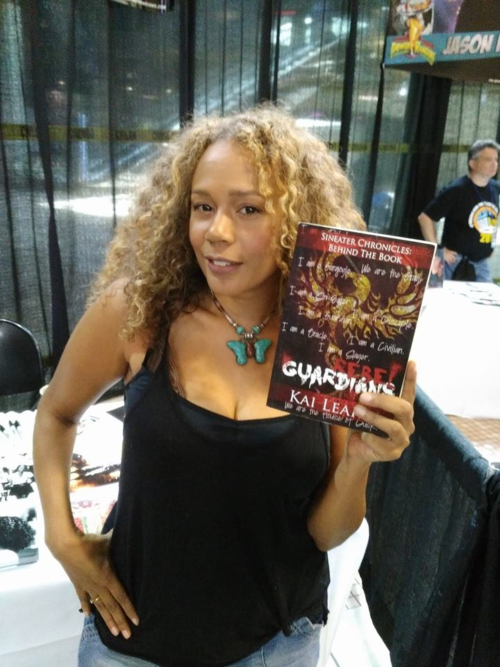 Rachel True 2018 Salt City Comic Con via Ken V