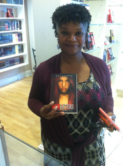 Urban Oasis Bookstore 6/14/14 B/MD