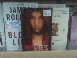 Spotted by fan Carlette N. in D.C.