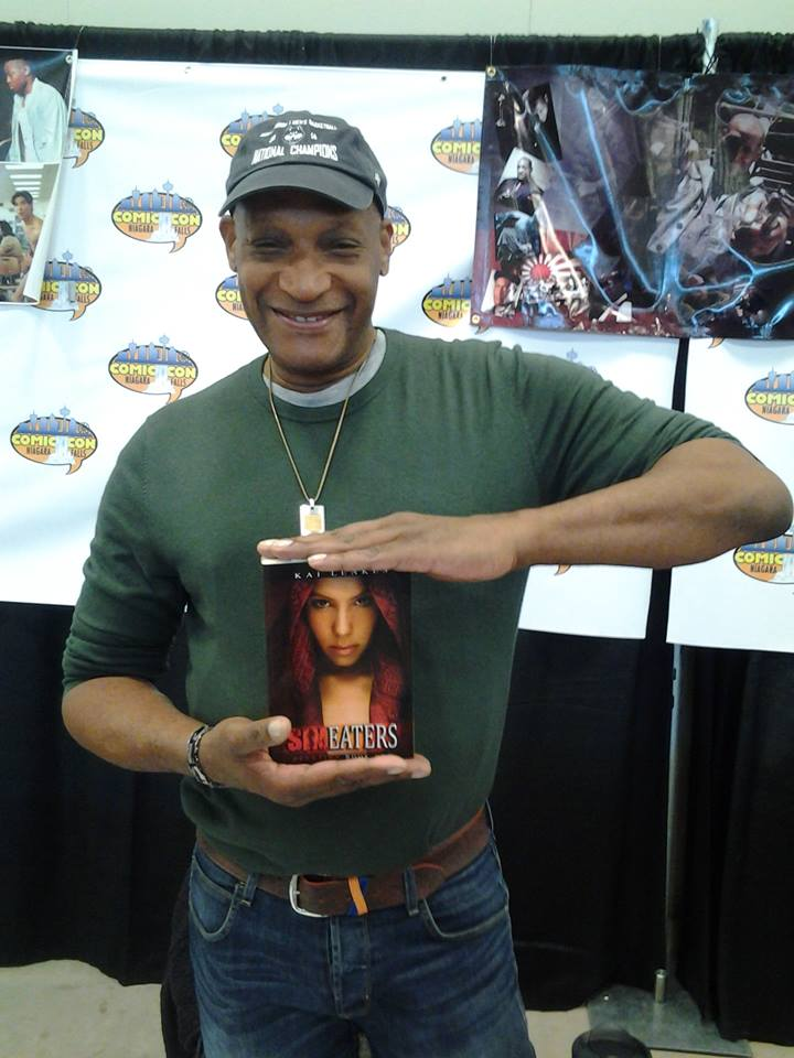 Tony Todd taken by Kenneth V. 6-8-14