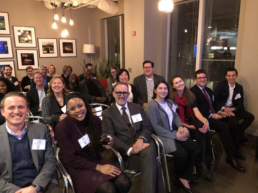 December 2019 CCAC End of Year Meeting & Holiday Party